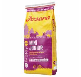JOSERA MiniJunior kutyatáp 15 kg