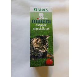 Béres Minera cseppek macskáknak 30 ml