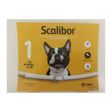 Scalibor nyakörv, 48 cm