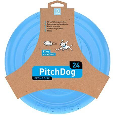 Pitchdog kutyafrizbi, kék