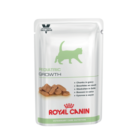 Royal Canin Pediatric Growth alutasakos eledel 100 g