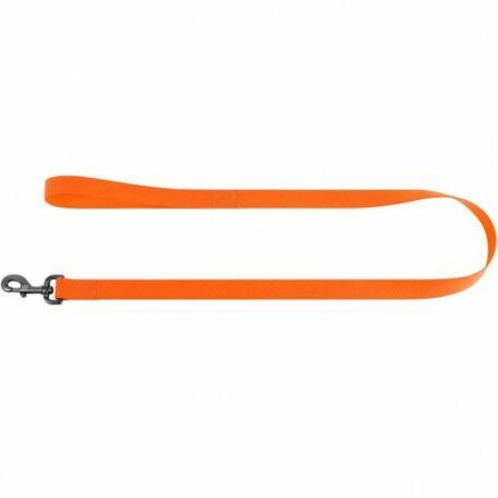 Waudog vízálló póráz, 20 mm x 122 cm, narancssárga