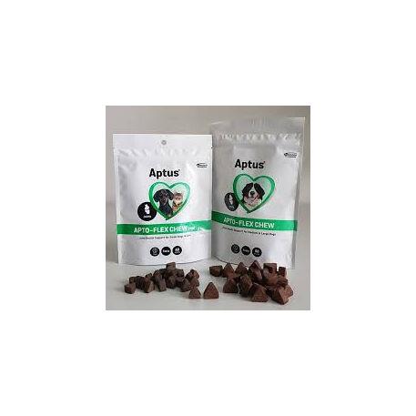 Aptus Apto-Flex Chew, ízesített izületvédő tabletta mini 40 db
