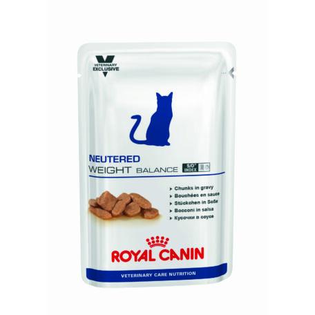 Royal Canin Neutered Weight Balance alutasakos eledel 100 g