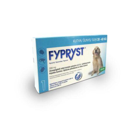 Fypryst rácsepegtető oldat kutyáknak L 20-40 kg