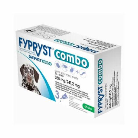 Fypryst Combo spot on nagytestű kutyáknak 1 doboz