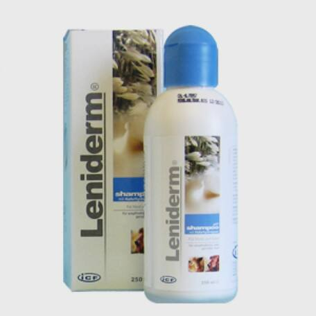 Leniderm sampon 250 ml