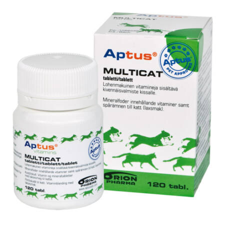 Aptus Multicat tabletta 120 db