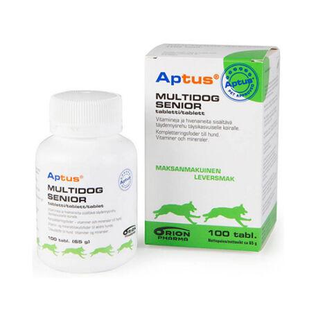 Aptus Multidog Senior tabletta 100 db