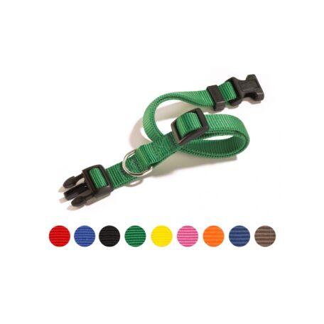 Camon állítható nyakörv többféle színben 15 mm S