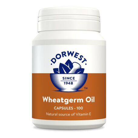 Dorwest Herbs Búzacsíra olaj kapszula 100 db