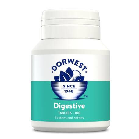 Dorwest Herbs Digestive tabletta