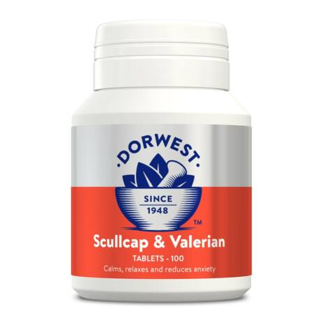 Dorwest Herbs Vízmelléki Csukóka & Valeriana tabletta