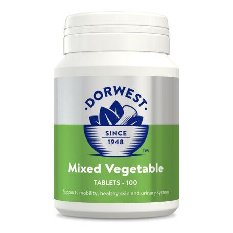Dorwest Herbs Zöldségkeverék tabletta 100 db