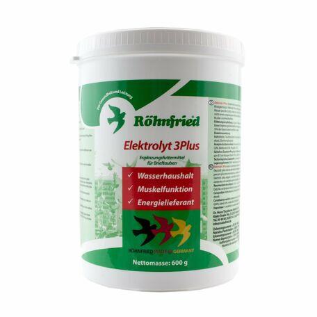Elektrolyt 3plus 600 g
