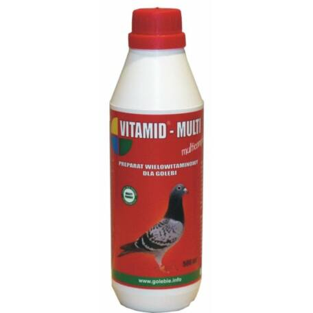 VITAMID-MULTI 500 ml