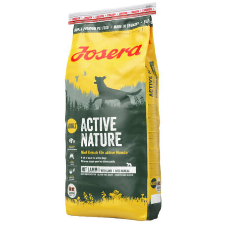 JOSERA Active Nature kutyatáp 15 kg