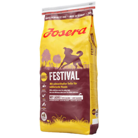 JOSERA Festival kutyatáp 15 kg