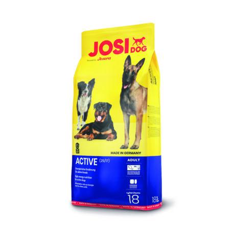 JOSERA JosiDog Active kutyatáp 18 kg