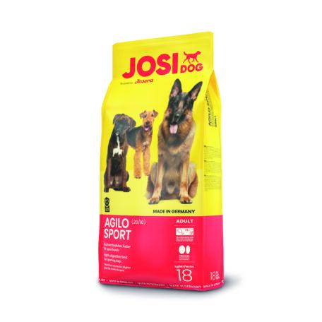 JOSERA JosiDog Agilo Sport 18 kg