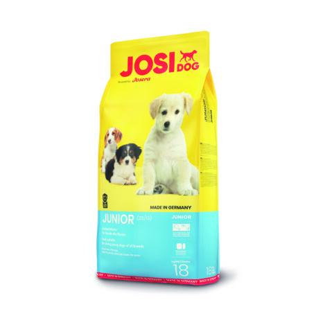 JOSERA JosiDog Junior kutyatáp 18 kg
