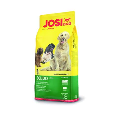 Josera JosiDog Solido kutyatáp 18 kg