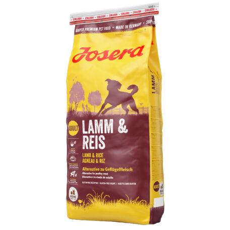 JOSERA Lamb&Rice kutyatáp 15 kg
