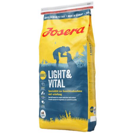 JOSERA Light&Vital kutyatáp 15 kg