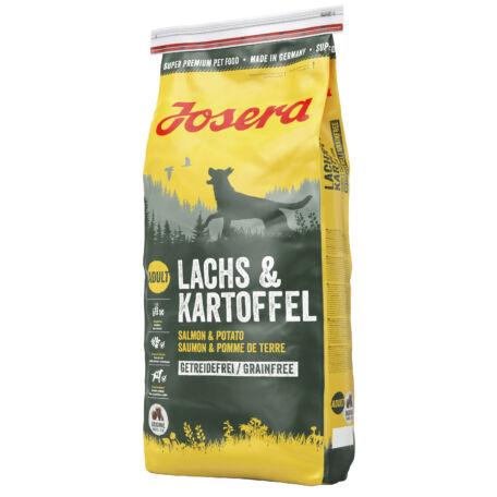 JOSERA Salmon&Potato kutyatáp 15 kg