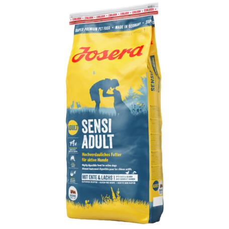 JOSERA SensiAdult kutyatáp 15 kg