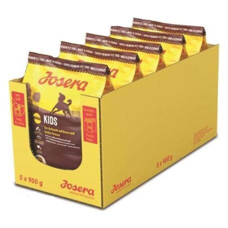 JOSERA  Kids kutyatáp 900 g
