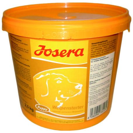 JOSERA Welpenstarter tejpótló 2,5 kg
