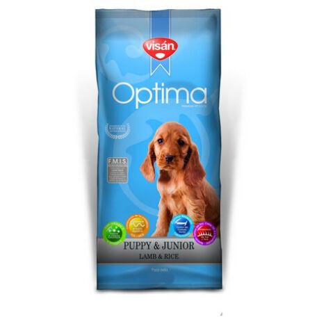 Visán Optima Puppy&Junior Lamb&Rice
