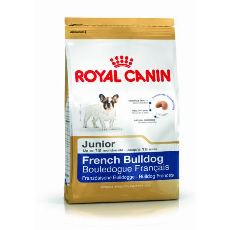 Royal Canin French Bulldog Junior