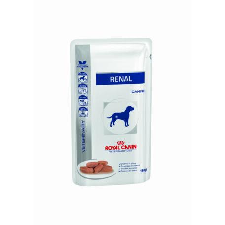 Royal Canin Renal alutasakos eledel kutyáknak 150 g