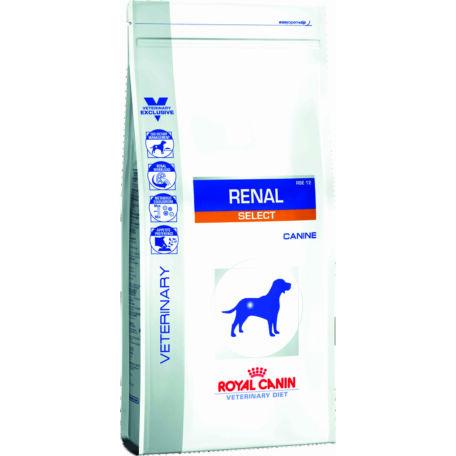 Royal Canin Renal Select kutyáknak 2 kg