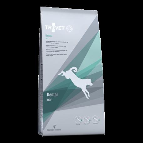 Trovet Dental (OCF) fogápoló adalékot tartalmazó száraz táp kistestű kutyáknak