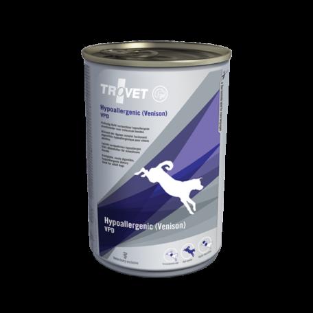 Trovet Hypoallergenic Venison (VPD) konzerv táp kutyáknak