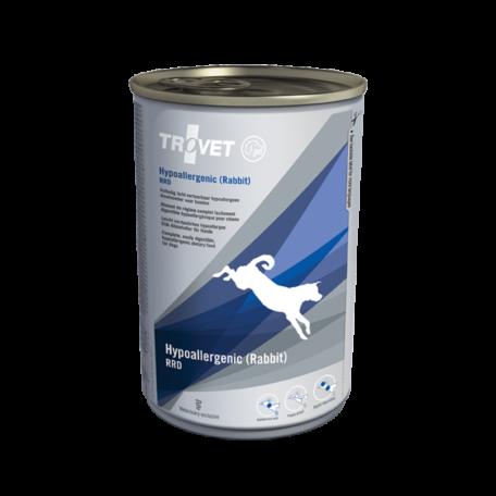 Trovet Hypoallergenic Rabbit (RRD) konzerv táp kutyáknak 400 g