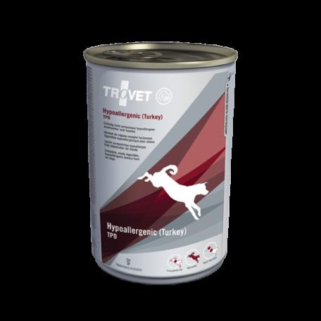 Trovet Hypoallergenic Turkey (TPD) konzerv táp kutyáknak