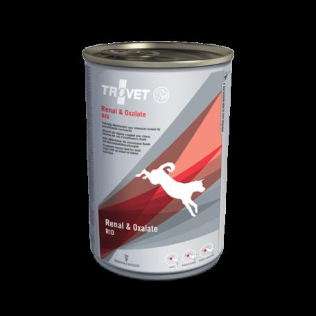 Trovet Renal and Oxalate (RID) konzerv táp kutyáknak  400 g