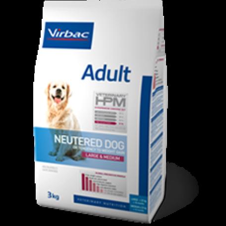 Virbac HPM Adult Neutered Dog Large&Medium