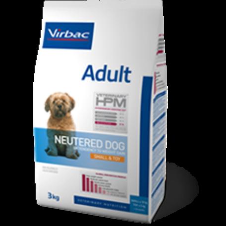 Virbac HPM Adult Neutered Dog Small&Toy