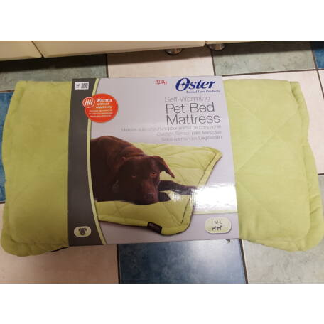 Oster Self-Warming Pet Bed 73x91 cm