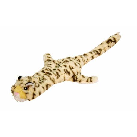 Játékállat leopárd/hermelin 45 cm