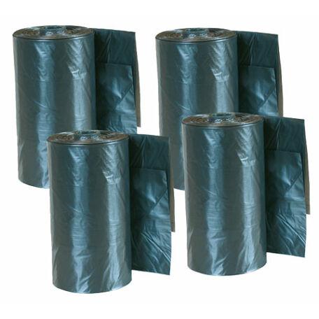 Camon Kutyagumi gyűjtő zacskó fekete  3*20 db