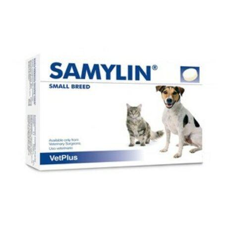 Samylin Small Breed tabletta 30 db