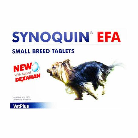 Synoquin EFA tabletta kistestű kutyák részére 30 db