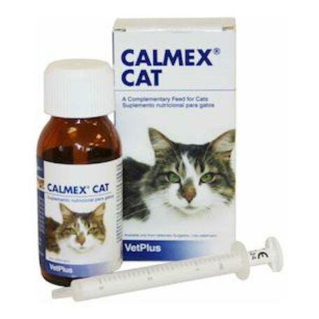 CALMEX CAT Stresszoldó macskáknak 60 ml