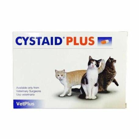 Cystaid Plus kapszula 30 db macskáknak